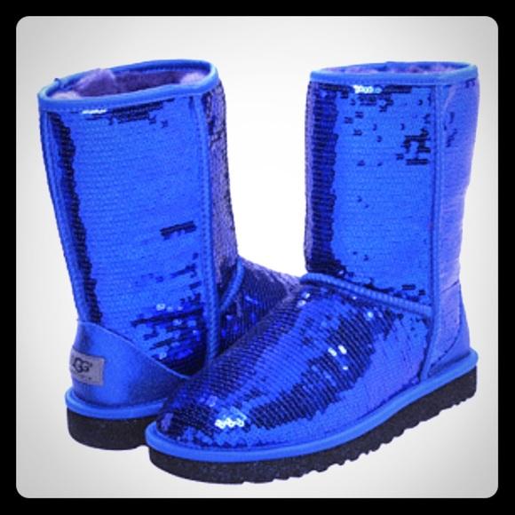 UGG Shoes - Women s Ugg Sequin Boots fda605c490